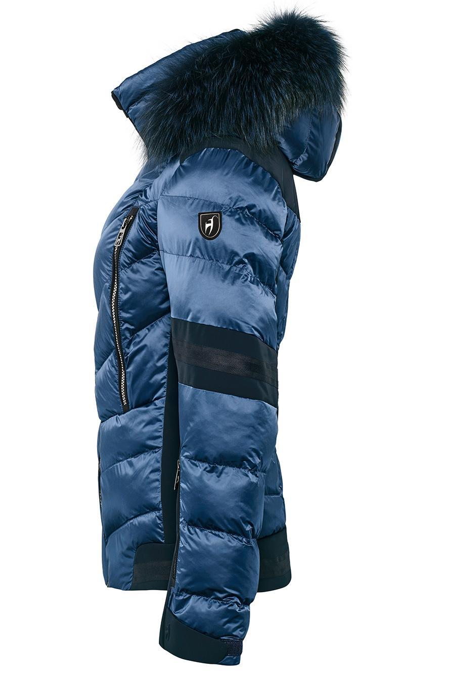 Splendid Toni Sailer Skijacke Fur BlueSailerstyle Damen New Nele WbeE2D9HYI