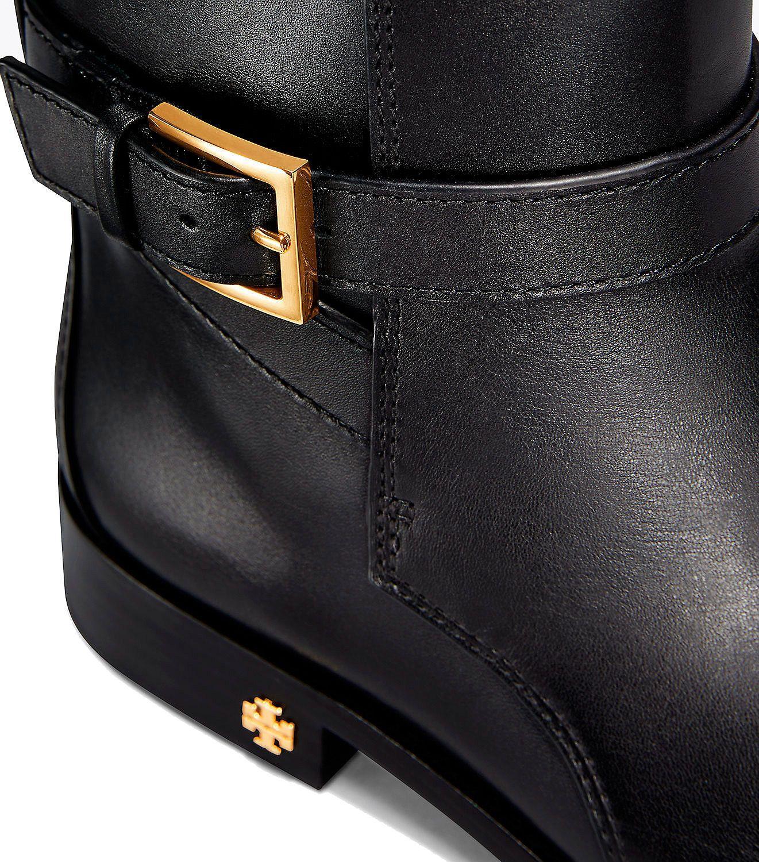 Tory Burch Damen Ankle Boots Brooke Schwarz 3