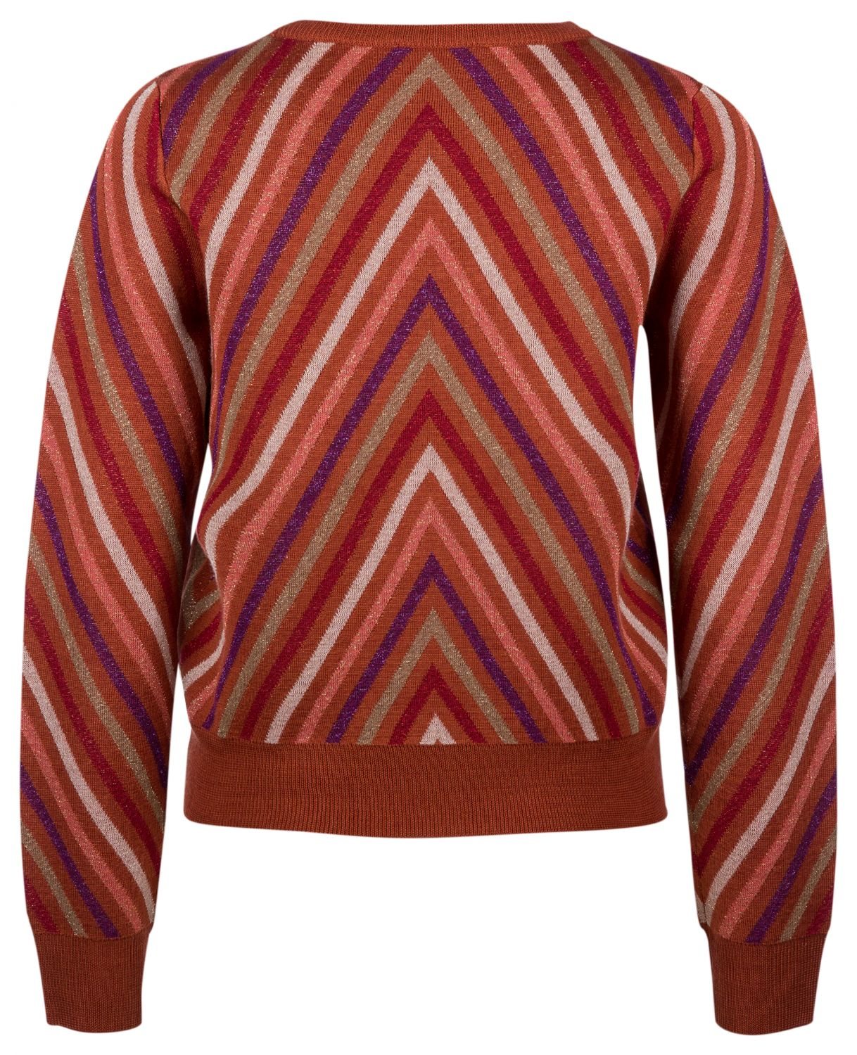 Twin Set Damen Strickpullover Bronze 3