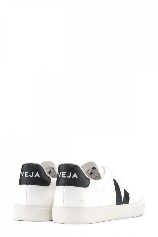 Veja Damen Sneaker Campo Chromefree Extra Weiss 3