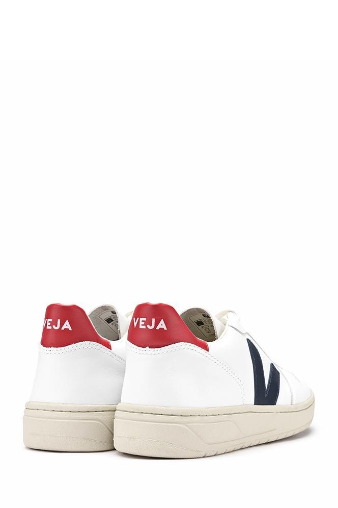 Veja Unisex Sneaker Leather Extra White 3