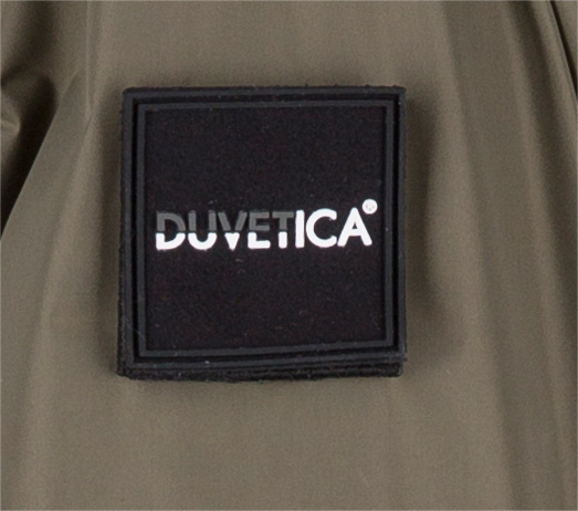 "Duvetica Damen Nylonmantel ""Eilis"" Olive 4"