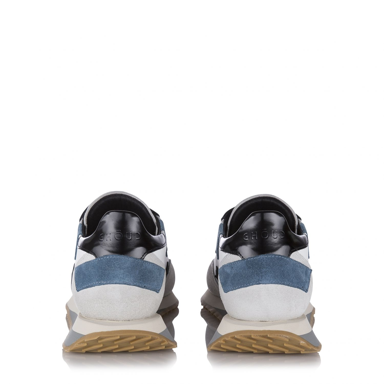 "Ghoud Herren Ledersneaker ""Rush"" Weiss 4"