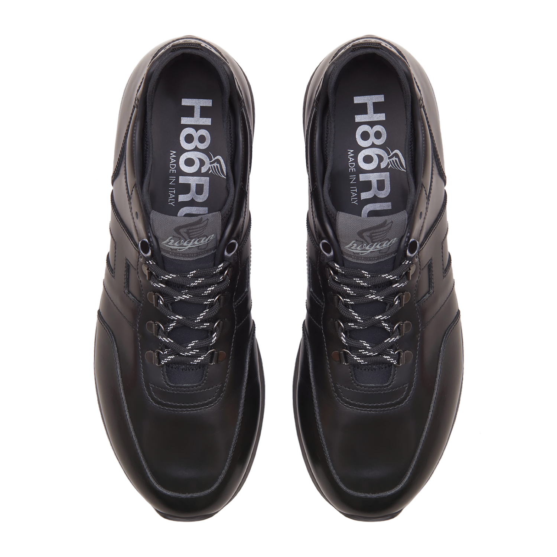 Hogan Herren Sneaker H429 Retro-Running New Theme 4