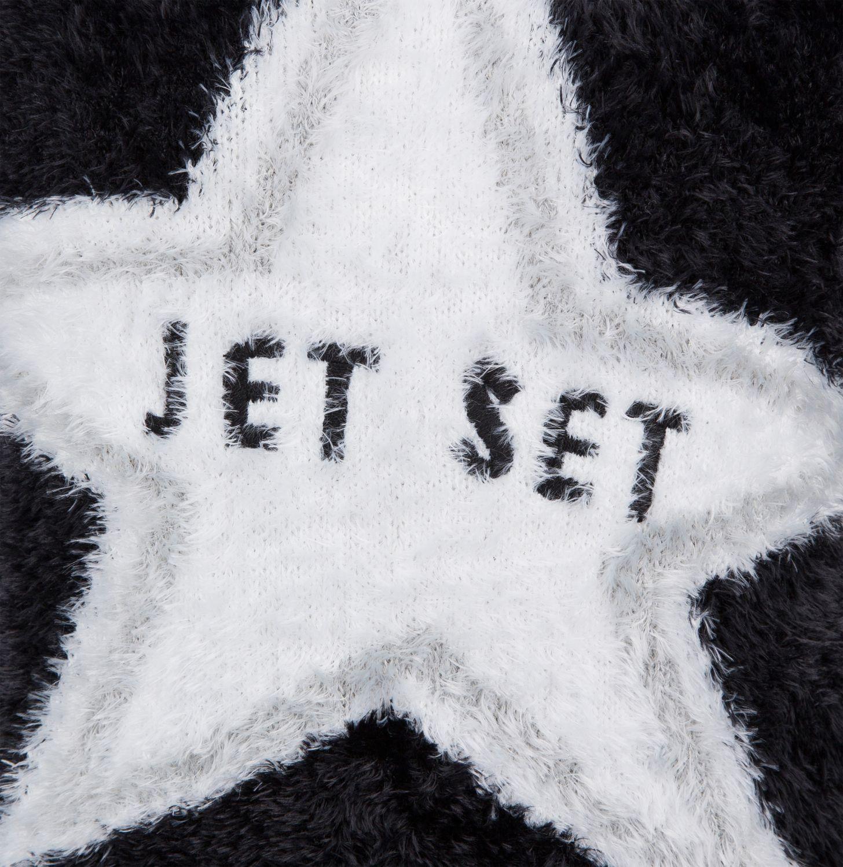 "Jet Set Damen Pullover ""Amalia"" Schwarz 4"
