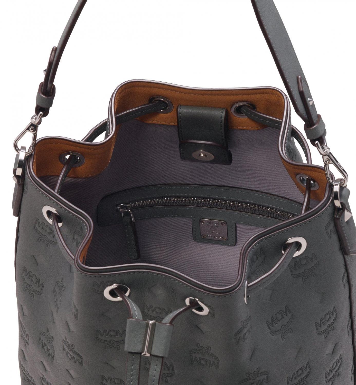 Essential CharcoalSAILERstyle Damen Leather Tasche SML MCM PXiZOkTu