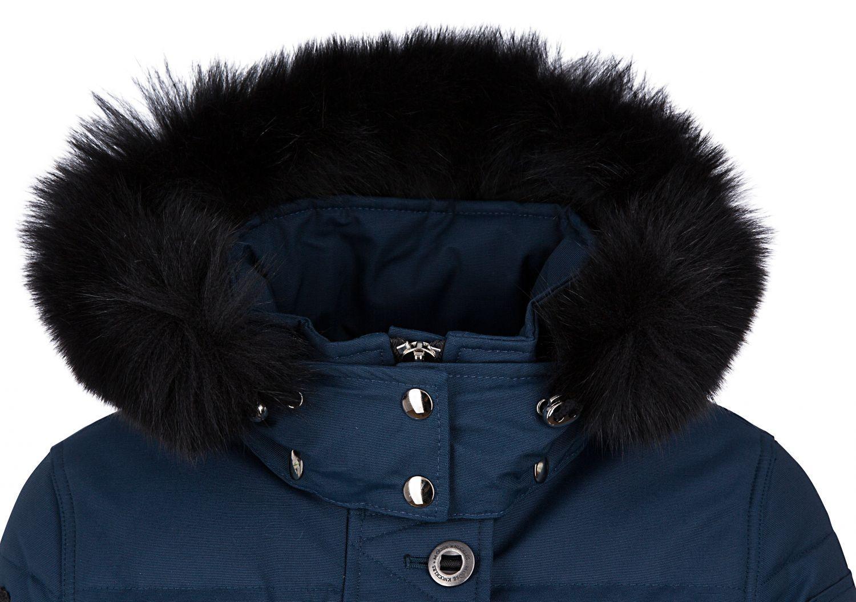 Moose Knuckles Damen Daunenjacke 3Q Jasper Blau 4