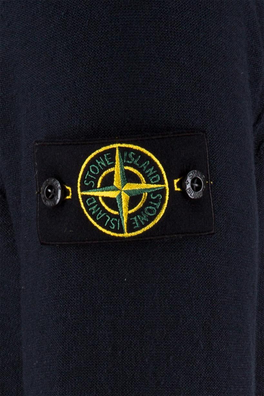 Stone Island Herren Strickjacke Navy 4