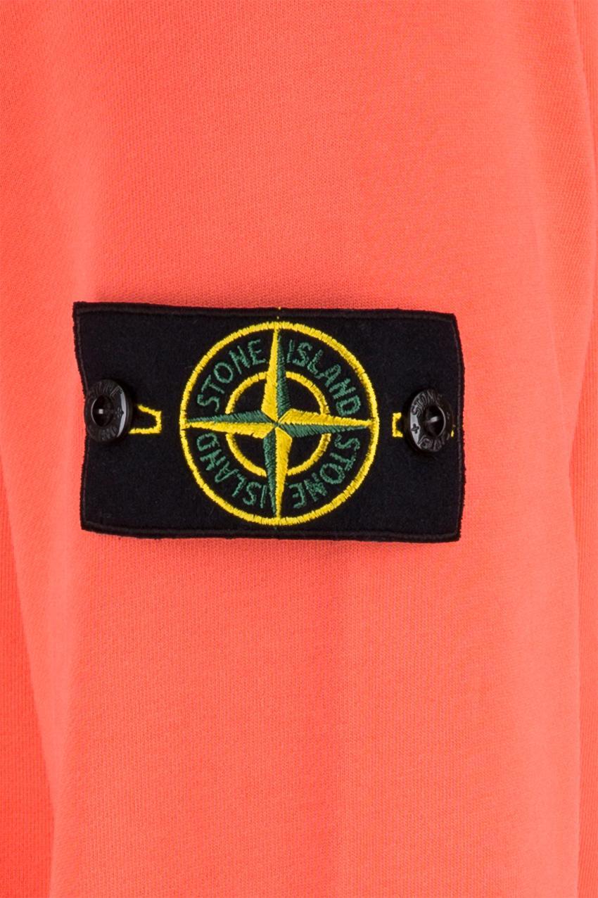 Stone Island Herren Sweatpullover Orange 4