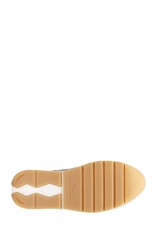 Voile Blanche Damen Sneaker Maran Fur Beige 4