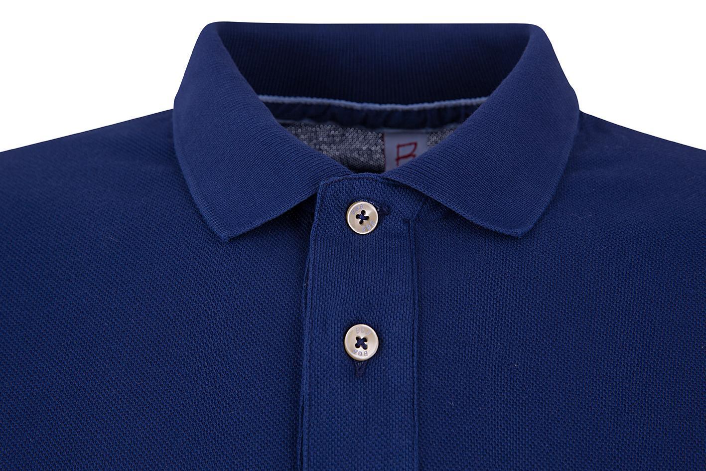 """BOB Herren Poloshirt """"Front"""" China 5"""