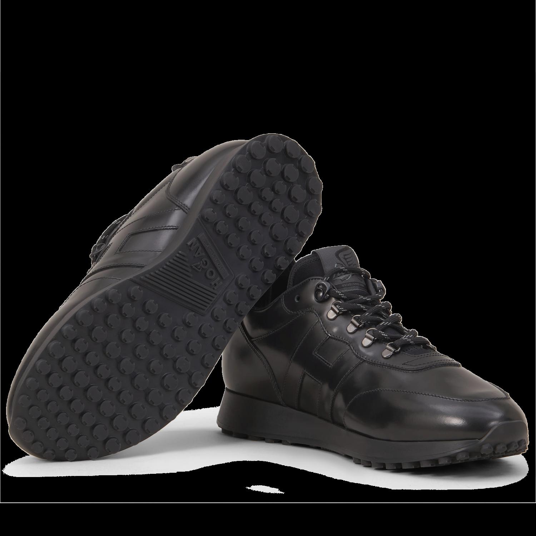 Hogan Herren Sneaker H429 Retro-Running New Theme 5