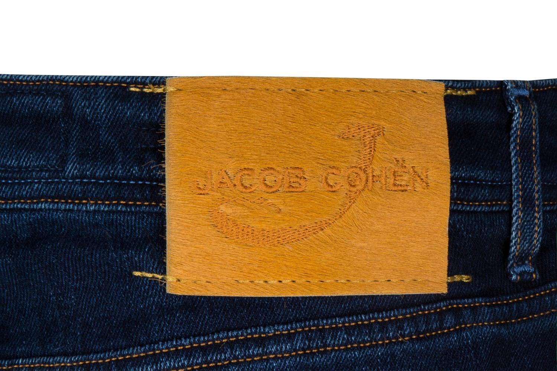 Jacob Cohen handmade Herren Jeans 688 Comfort Blau 5