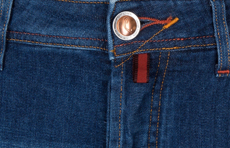 Jacob Cohen handmade Herren Jeans Comfort Denim Blau 5