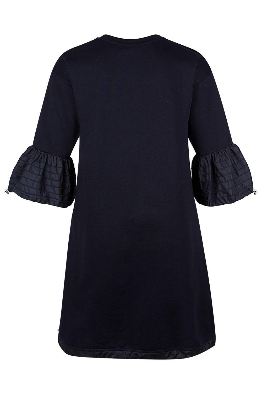 Moncler Damen Jerseykleid Navy 5