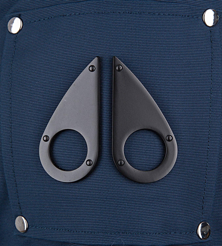 Moose Knuckles Damen Daunenjacke 3Q Jasper Blau 5