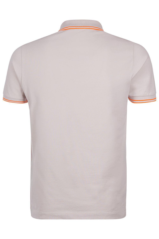 Stone Island Herren Piqué Poloshirt Kitt 5