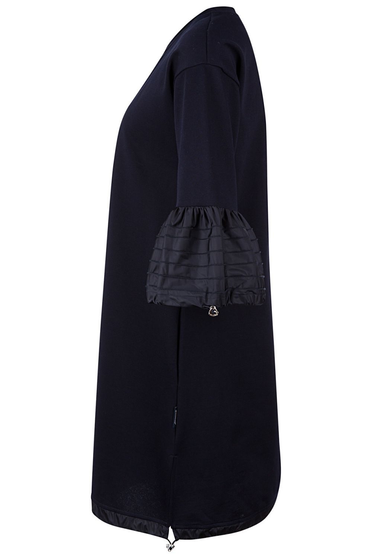 Moncler Damen Jerseykleid Navy 6