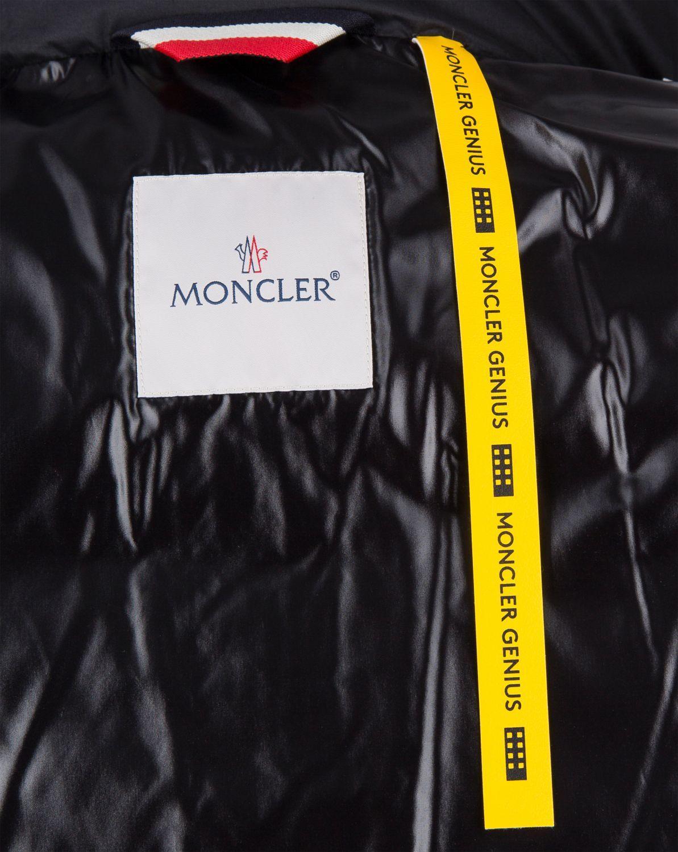 """Moncler Herren Daunenjacke """"Bernier"""" Schwarz 6"""
