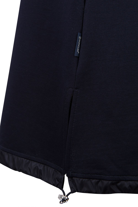 Moncler Damen Jerseykleid Navy 7