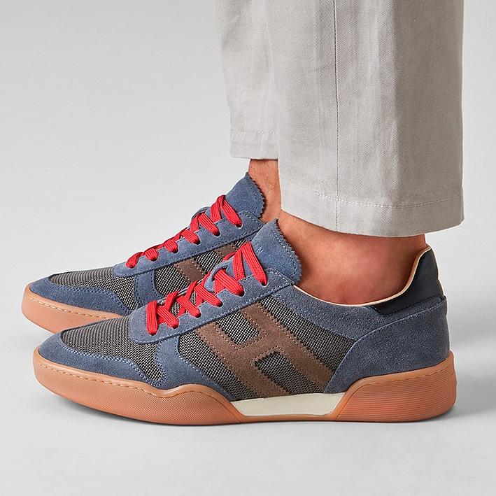 Halbhohe Sneaker Herren