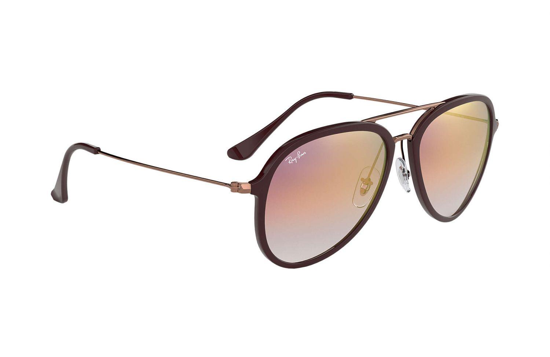 Sonnenbrille RB4298 Bronze-Kupfer Violett Verlauf cHUl48GU