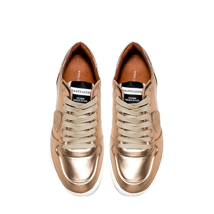 Damen Sneaker Lakers Champagne kLw18Qzb