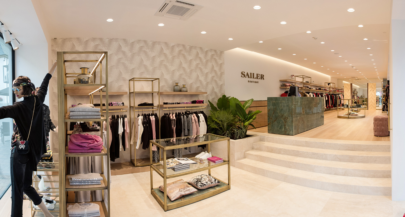 SAILER BOUTIQUE