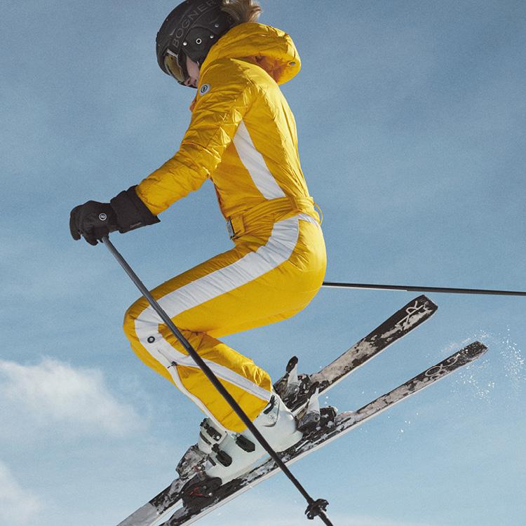 Damen Skioverals & Catsuits