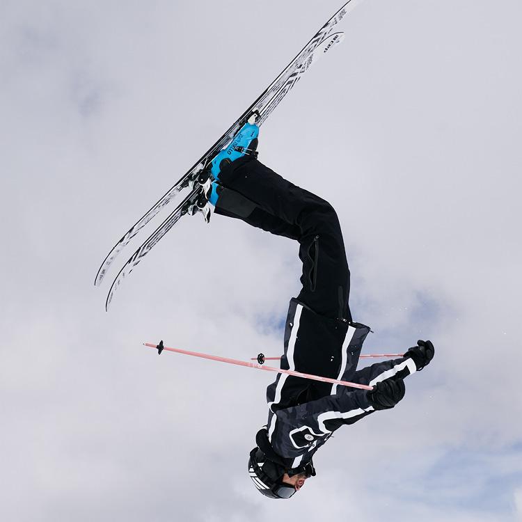 Herren Skihosen